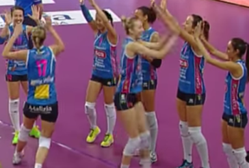 Volley, Coppa Italia A1: Igor Gorgonzola Novara in Finale