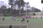 Video: Il vento segna una meta incredibile per il Currie RFC
