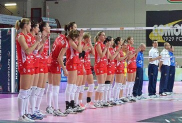 Volley, Champions League: Busto sconfigge la Dinamo Mosca per 3-0