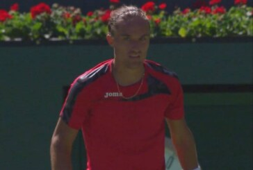 Tennis, ATP Indian Wells: straordinario passante di Dolgopolov [VIDEO]