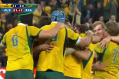 Rugby Championship: Gli Highlights del Week End!