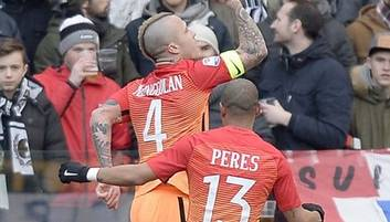 Pagelle Udinese Roma – Nainggolan in apertura vale tre punti.