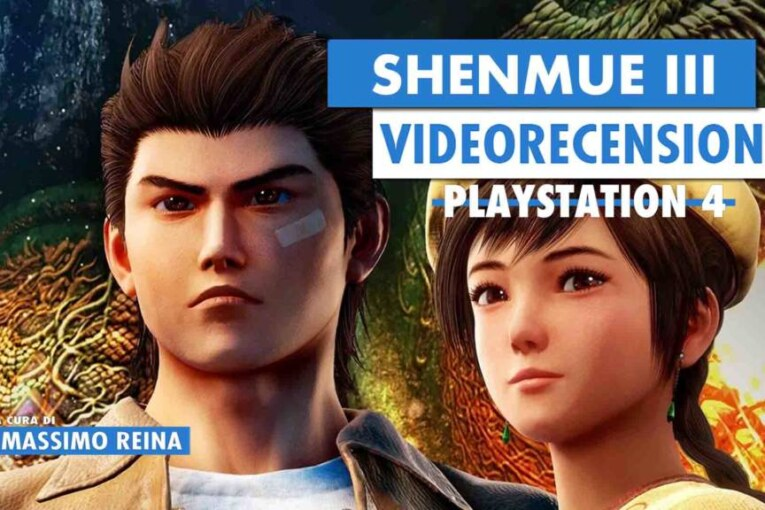 Game Review: la recensione di Shenmue III