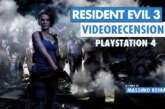 Game Review: la videorecensione di Resident Evil 3