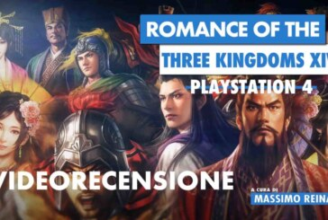 Game Review: la videorecensione di Romance of the Three Kingdoms XIV!