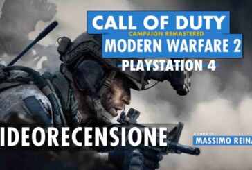 Game Review: la recensione di Call of Duty: Modern Warfare 2 – Campaign Remastered!