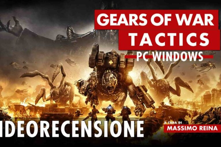 Game Review: la recensione di Gears Tactics!